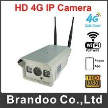 New HD H.264 ip cctv 4g security camera