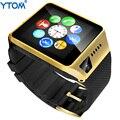 Relógio inteligente G9 relógio câmera Sync Notifier cartão Sim suporte conectividade Bluetooth para iphone XiaoMi Android Phone Smartwatch