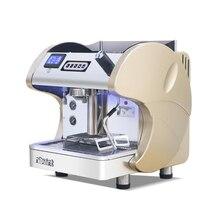 Коммерческая полуавтоматическая кофемашина профессиональный итальянский одноголовый шлифовальный насос для кофе паровой Тип Кофеварка NB-7