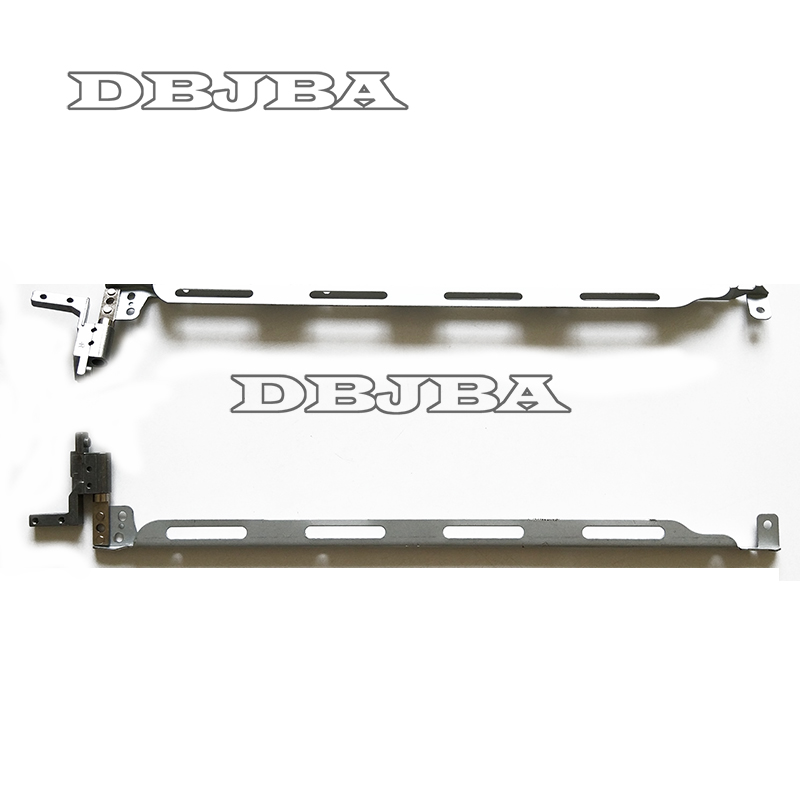 Genuine LCD L+R Hinges For HP Compaq nx7300 nx7400 LCD Screen Hinges for 15.4 Display
