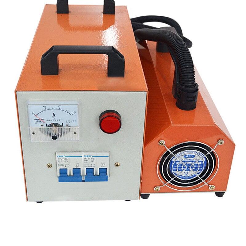 1KW 230 длинные портативный мобильный экспериментальный и клей УФ аппарат для гель лака лампы Мощность Инструмент Аксессуары, используемые на