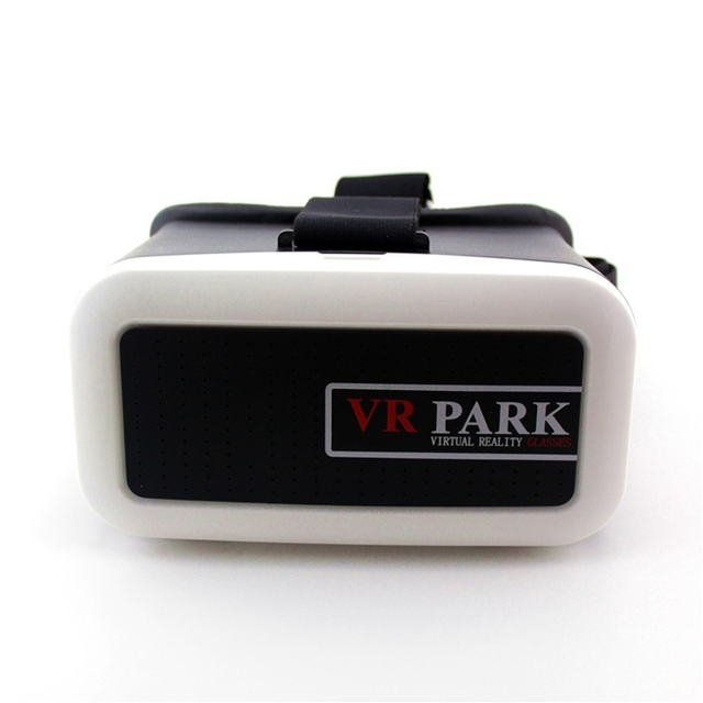 VR PARK V2 3D Virtual Reality VR Glasses Google Cardboard VR BOX Glasses 3D Video vr Park Headset for 4.7 - 6 inches Smartphone