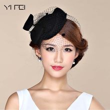 5740ec0d7922a Popular Wedding Pillbox Hat with Veil-Buy Cheap Wedding Pillbox Hat with  Veil lots from China Wedding Pillbox Hat with Veil suppliers on  Aliexpress.com