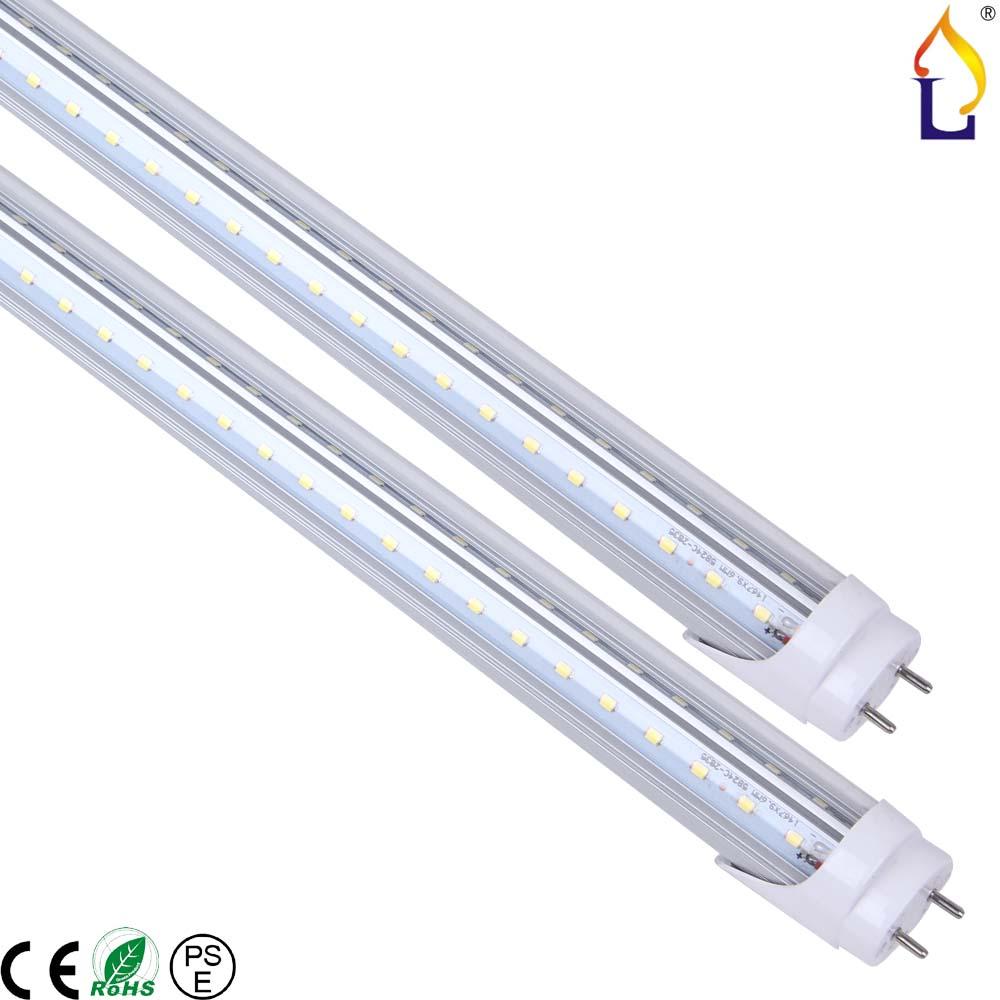 unidslote w w w w w g llev el tubo de luz en forma de v tipo ftfthigh smd brillo para reemplazar la