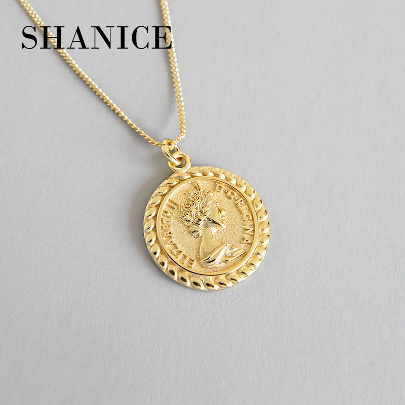 Chain Necklaces Classic Fashion Long Tassel Pendant Necklace Girl Gold Chian 925 Silver Necklace Ol Jewelry For Women S925 Cube Square Neck Necklaces & Pendants