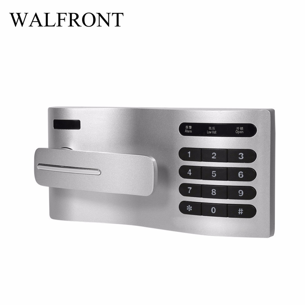 Locked Key Access : Set touch keypad lock password key access digital