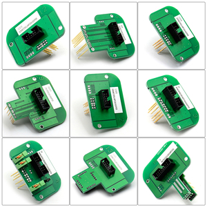 Image 3 - أحدث ECU مجلس قوس LED BDM الإطار مع 4 التحقيق القلم ECU تعديل ل KESS V2 KTAG FGTECH السيارات ECU رقاقة ضبط أداة شحن مجاني