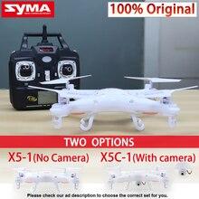 Syma X5C X5C-12.4G Quadcopter Drone Con Cámara o X5 rc helicóptero sin cámara