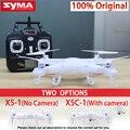 Syma X5C X5C-1 Мультикоптер Drone С Камерой или X5 вертолет без камеры