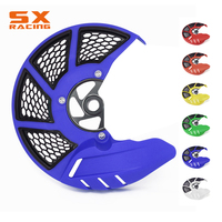 Motorcycle Front Brake Disc Rotor Guard Cover Protector For YZ125 YZ250 08 17 YZ250F YZ450F YZF250