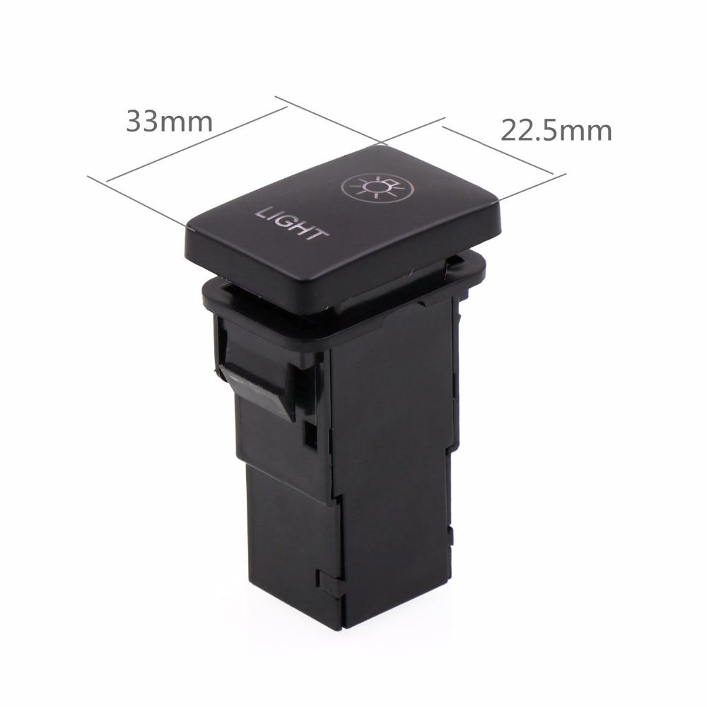 12V Switch Mobil Digunakan untuk Lampu Kabut, Lampu Lari Siang Hari, - Suku cadang mobil - Foto 2