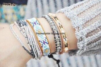 Exclusive Seed Beads Bohemia Weaving Brazilian Bracelet 2