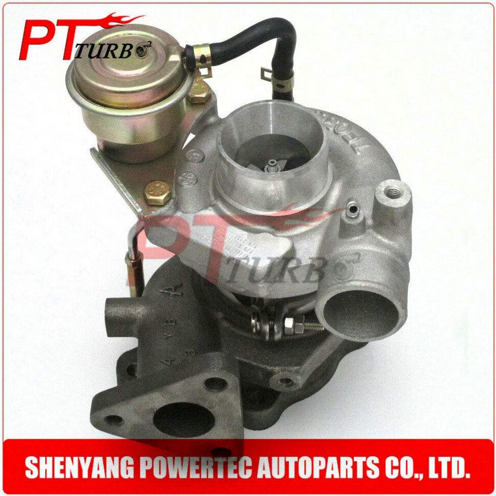 NEW Turbolader Turbine Compressor TD04 Full Turbo 49377-03041 49377-03043 ME201636 ME201258 For Mitsubishi Pajero II 2.8 TD 4M40