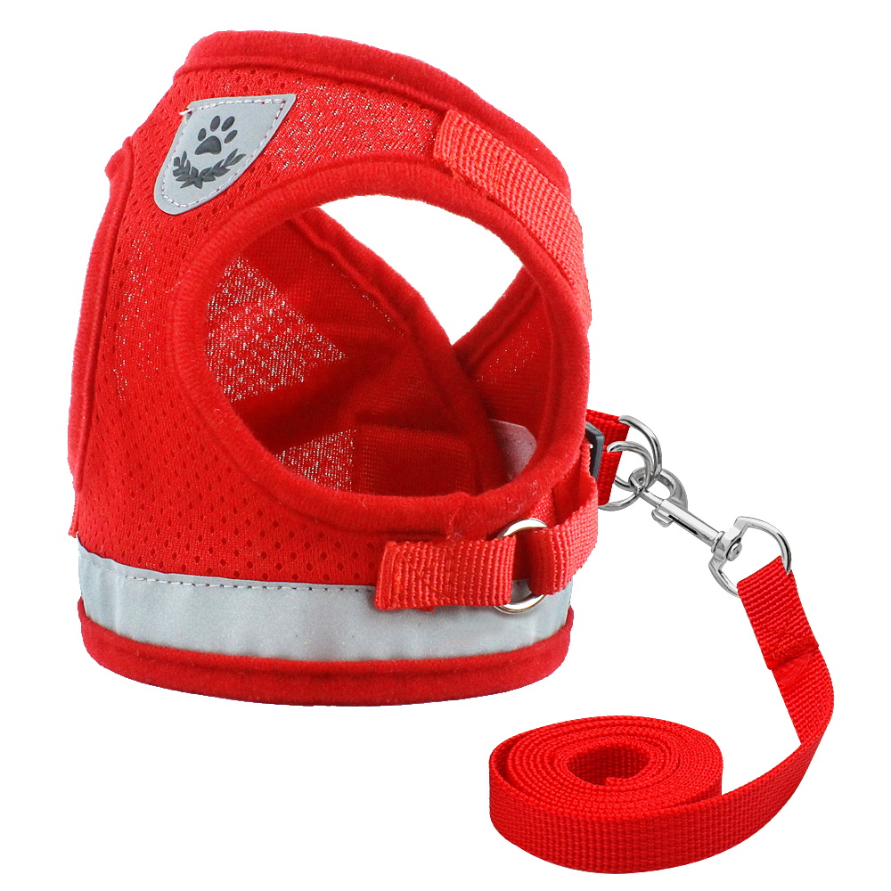 Small Pet Harness and Leash Set 14