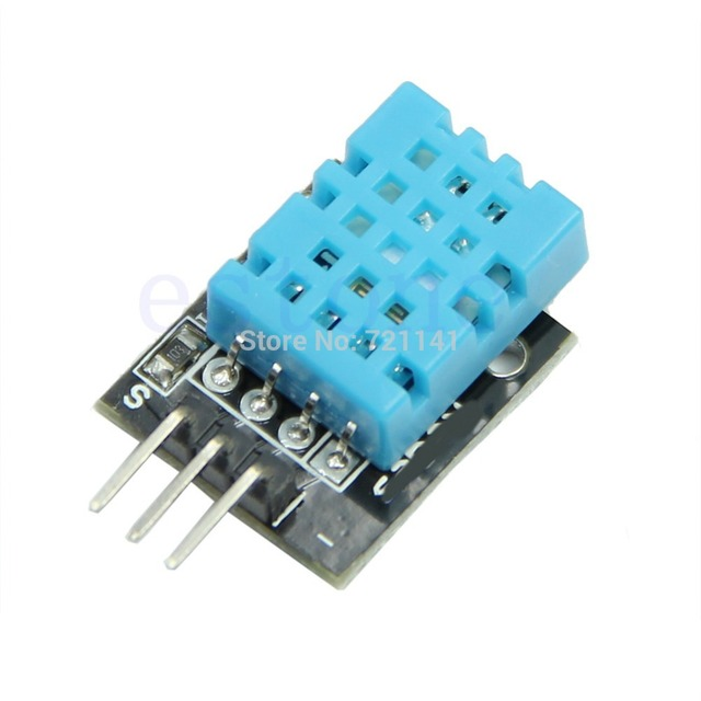 DHT11 Digital Temperature and Humidity Sensor Module For Arduino AVR PIC New