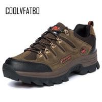 COOLVFATBO Big Size 36 47 Men Boots Anti skidding Winter Shoes Men Plush Warm Winter Boots Men Plus Size High Quality