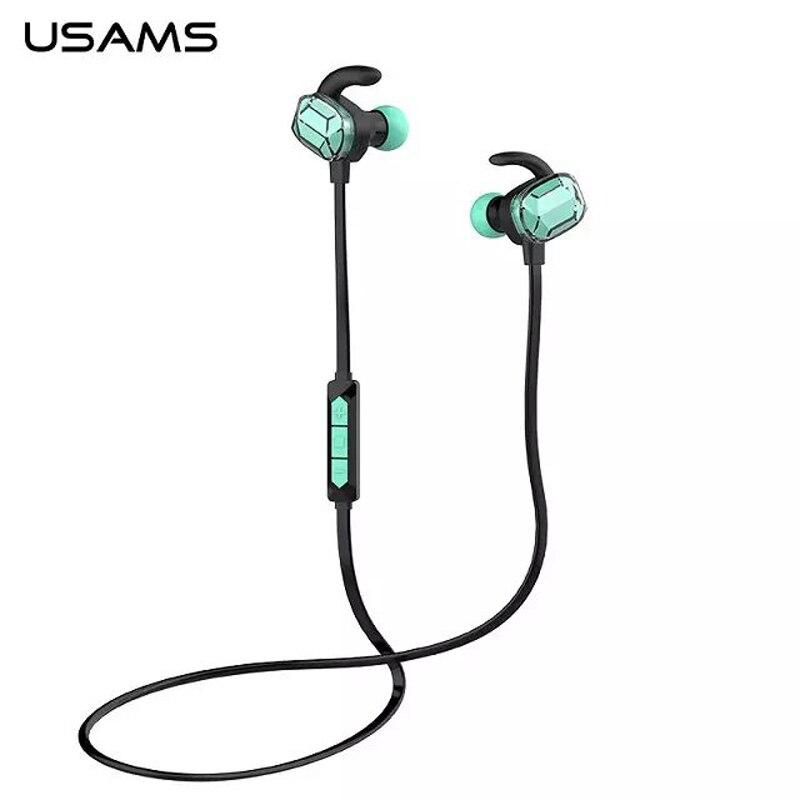 USAMS BG Bluetooth Earphone Sports Headset with Mic