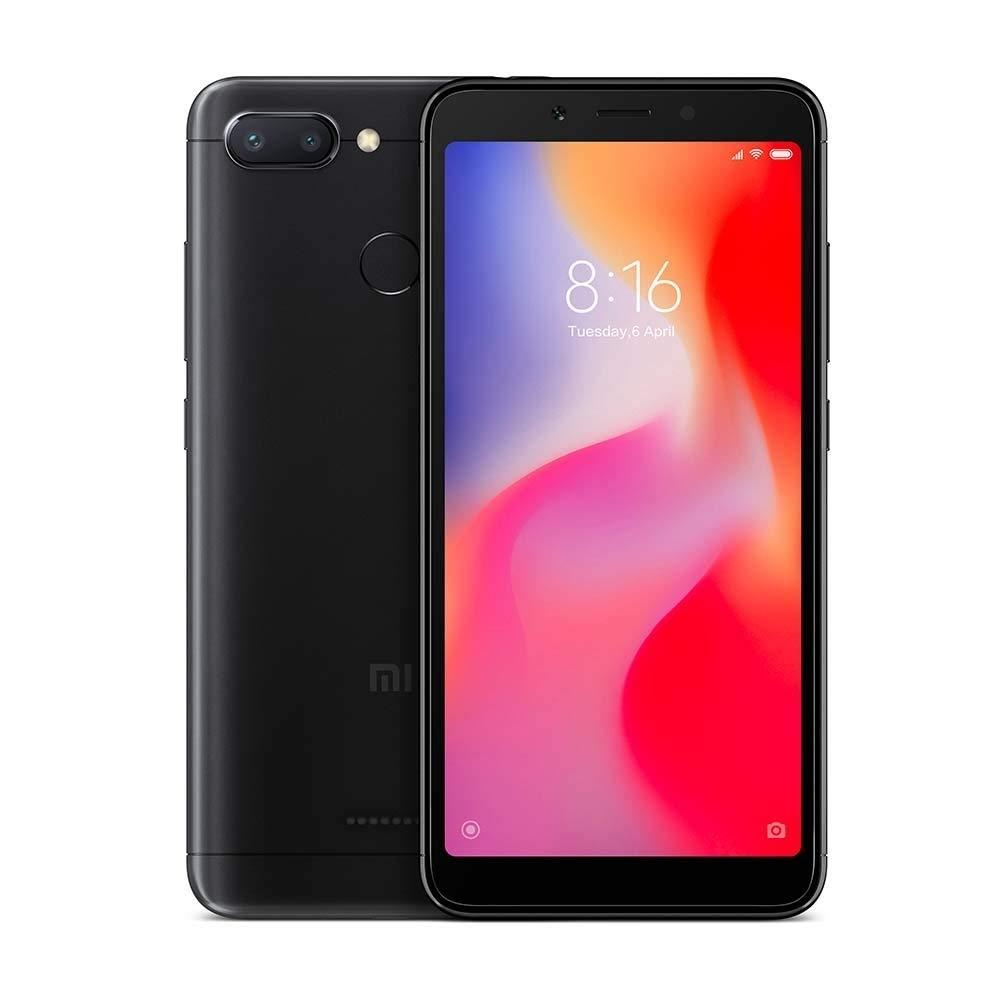 Legend Coupon Xiaomi-Redmi-6-Global-Version-LTE-Dual-SIM-32-hard-GB-Memoria-s-internal-3-Hard Smart phone