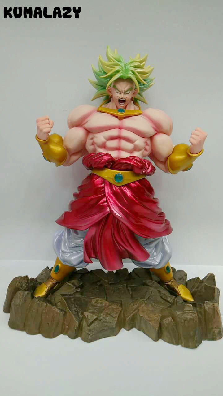 Dragon Ball Z Action Figure Dragon Ball Broly Broli Figure Son Goku Radish Kakarott Model Toy Figure Bolas De Dragon Figuras DBZ dragon ball z action figure broli super saiyan pvc model toy broly esferas del dragon dbz figuras db11