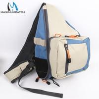 Maximumcatch Fly Fishing Sling Pack Bag Light Weight Outdoor Sport Equipment Fishing Bag