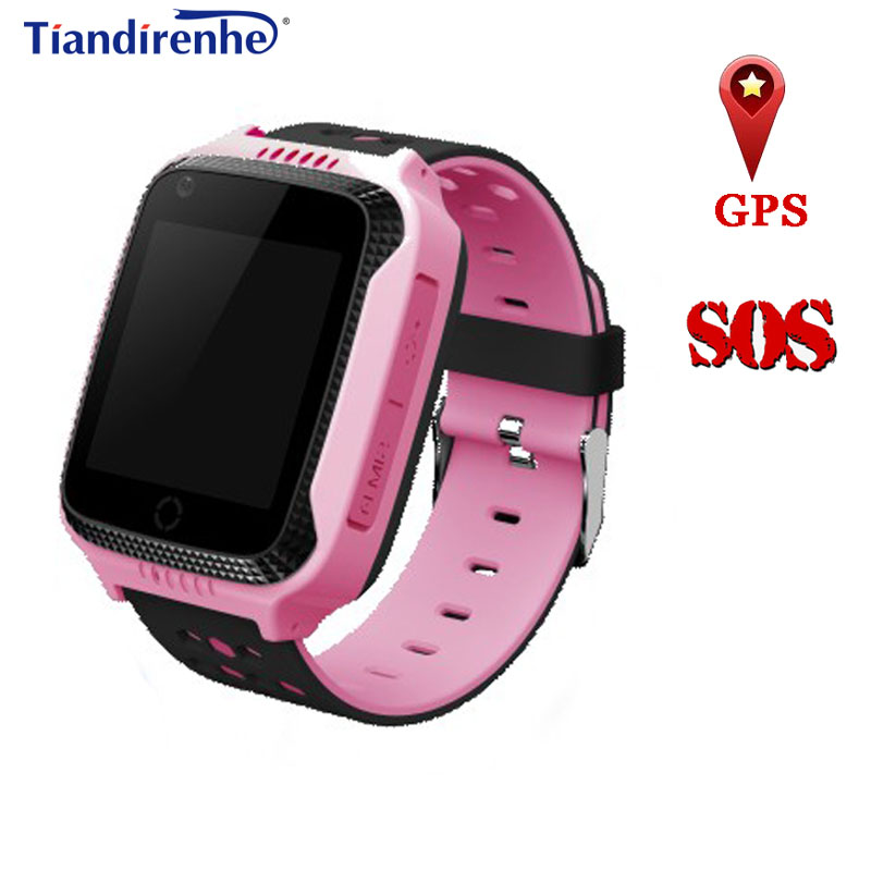 купить GM11 GPS Smart Baby Watch Children Kids SIM Camera SOS Call Tracker Anti-Lost Monitor Alarm Clock Smartwatch PK Q528 Y21 Q50 Q90 недорого