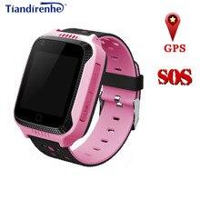New GM11 GPS Smart Watch Child Children Kids SIM Camera SOS Call Tracker Safe Anti Lost