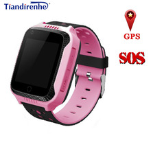 New GM11 GPS Smart Watch Child Children Kids SIM Camera SOS Call Tracker Safe Anti-Lost Monitor Alarm Clock Smartwatch Q528 Y21