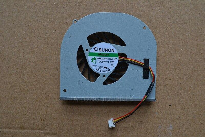laptop cooling fan for Lenovo U460 U460A MG60070V1-B050-S99 5V 2W cpu cooler fan