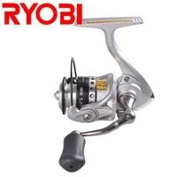 Hot! RYOBI Spinning Fishing Reel 5.2:1/3+1BB 500/800 Size Molinete Para Pesca Spinning Reel Moulinet Peche Steering Wheel Feeder