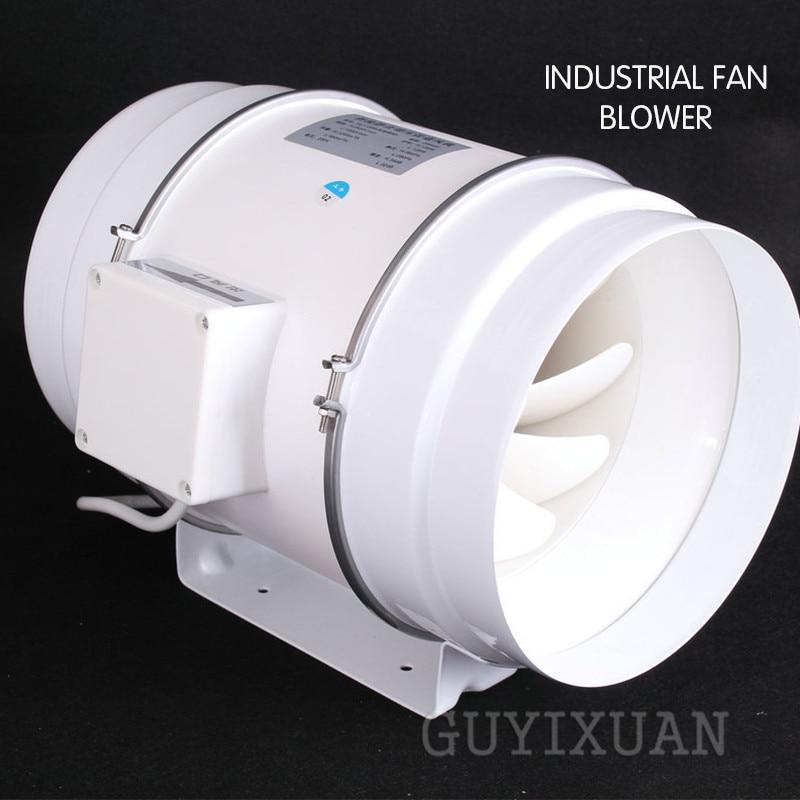 Industrial Blower Household Circular Duct Exhaust Fan Kitchen/office/hotel Exhaust Fan Ventilation Tool