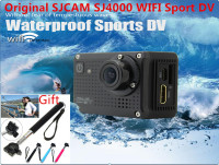 Original 100 SJCAM SJ4000 WIFI Video Action Camera Full Hd 1080p Waterproof Go Pro Style Sport