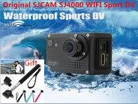 Original 100 SJCAM SJ4000 WIFI Video Action Camera Full Hd 1080p Waterproof Go Pro Style Sport