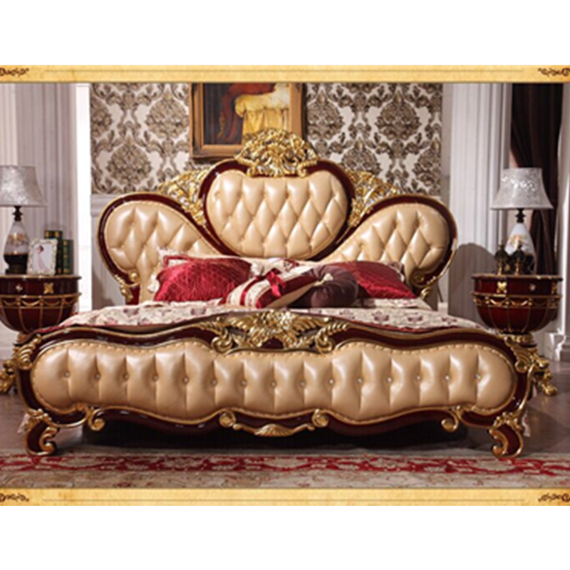 Good Quality Best Price Durable Classical Bed Luxury Design