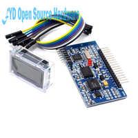 1 Stücke EGS002 EG8010 + IR2110 Led-treibermodul + LCD Reinen Sinus Wechselrichter Treiberplatine