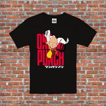One Punch Man OPM Saitama Anime Inspired T-Shirt S-2XL New T Shirts Funny Tops Tee Unisex freeshipping