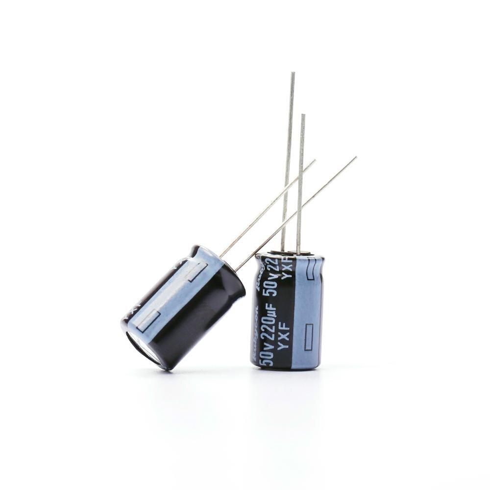 8 Rubycon YXF Series 10 V 2200UF 105 C Longlife Impédance Faible Japon faire Condensateur
