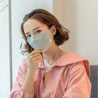 Japan Cartoon Katze Gesicht Masken 2018 Neue Männer Frauen Anti-bakterielle Staub Masken Mode Unisex Atmungsaktive Mund Maske M008