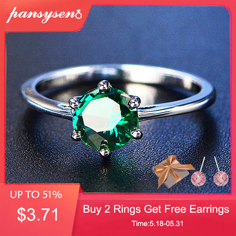 pansysen-natural-emerald-rings-for-women-7mm-2019-classic-silver-925-jewelry-wedding-engagement-ring-gemstone-fine-jewelry-gift