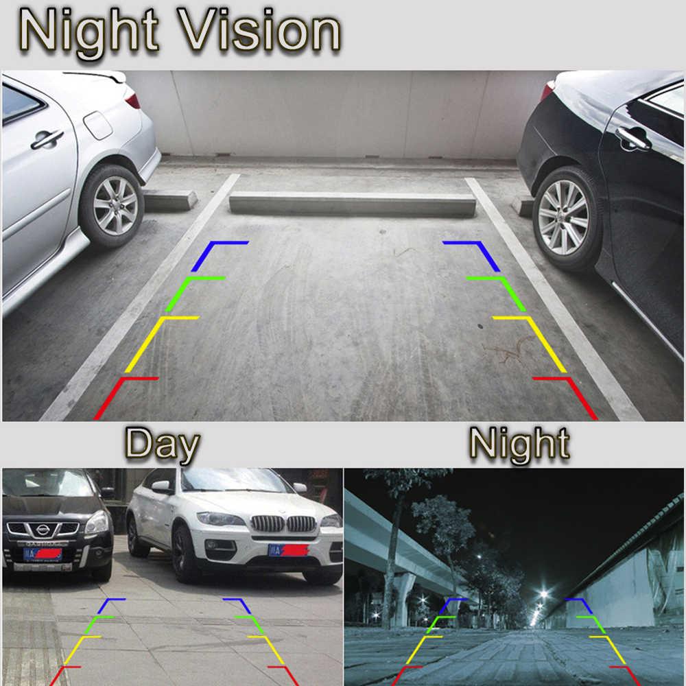 4 светодиодный фонарь для камеры заднего вида для Kia Optima K5 Cerato K3 для hyundai i40 Sedan автомобильный парковочный ЖК-монитор заднего вида