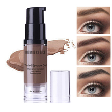 BONNIE CHOICE 3 Colors Natural Eyebrow Gel  Waterproof Makeup Shadow For Eye Long Lasting Tint Shade Pomade Brown