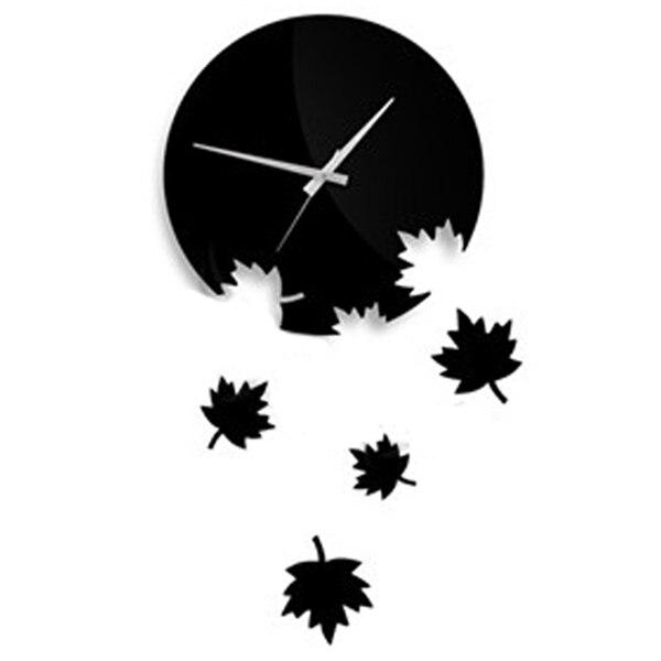 Clocks Wallpaper Black And White