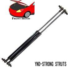 2xfor Nissan Patrol Y61 GR GU Ute or Wagon 1997-2012 Hood Gas Struts Lift Support фаркоп nissan patrol gr 1998 2009