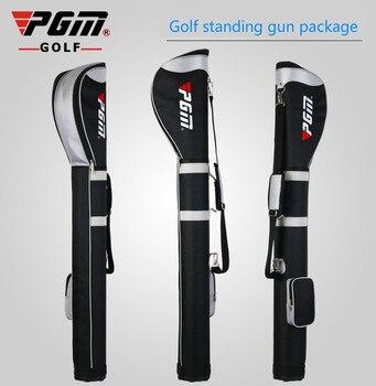 Reviews Golf Bags Men Nylon Durable Women Golf Clubs Bag Travel Portable Lightweight 5 Standard Clubs Men's Golf Gun Bag