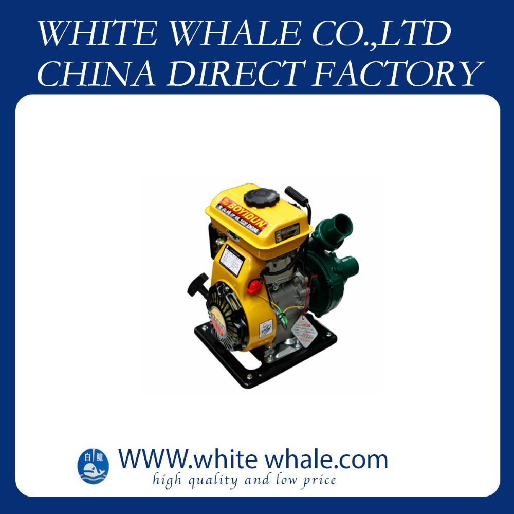 Chinese low price 2 inch Agricultural gasoline water pump on sale isw 100 100a water pump 4 inch horizontal inline pump for sale