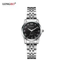 font b Watches b font Women Luxury Brand LONGBO Fashion font b Women s b
