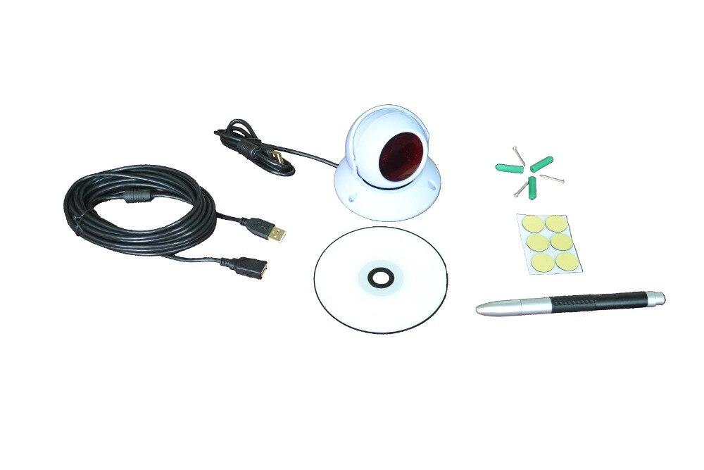 Stylo Tactile Portable Tableau Blanc Interactif Smart Board Message Conseil D'écriture pour L'enseignement Scolaire
