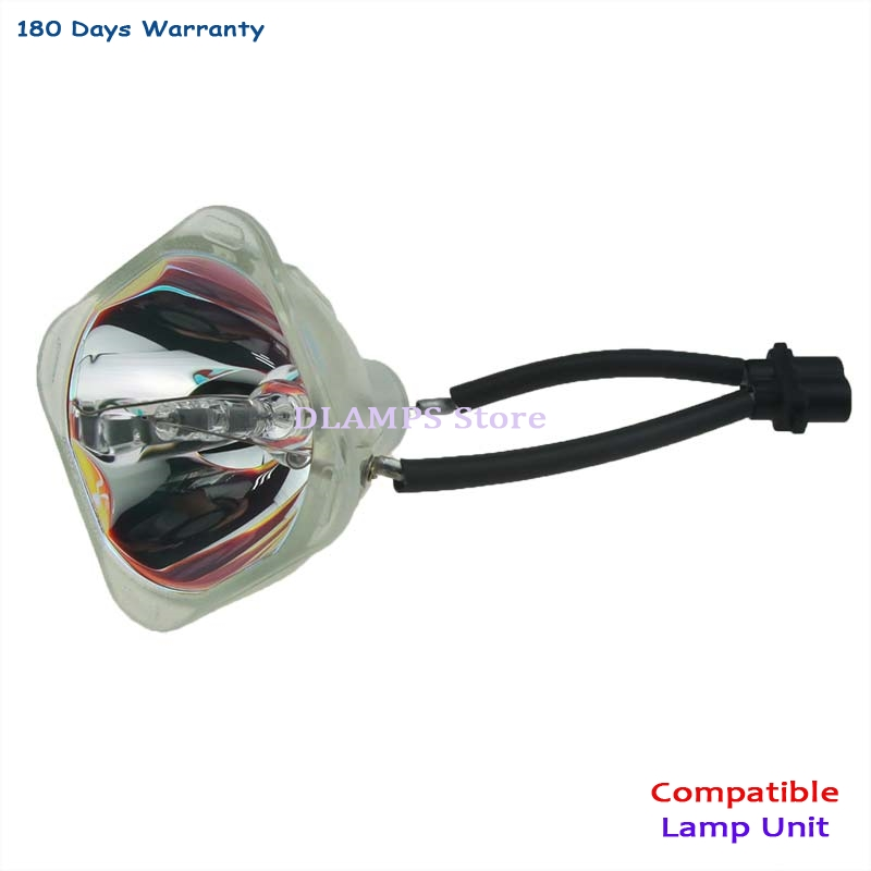ET-LAA410 High Quality Replacement Bare bulb lamp  For PANASONIC PT-AE8000/PT-AE8000U/PT-AT6000/PT-AT6000E Projectors panasonic et laa110 original replacement lamp for panasonic pt ah1000 pt ah1000e pt ar100u pt lz370 pt lz370e projectors