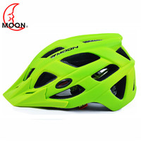 MOON Cycling Helmet New Integrally-molded Bike Helmet MBT Outdoor Sports Riding Safety Equipment 23 vent helmet for Adlut a39