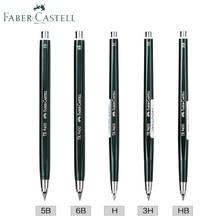 Faber Castell Kupplung bleistift TK 9400 2/3. 15mm Ausarbeitung Mechanische/Automatische Bleistifte 3 H/5B/6B; Enthält 2 H/3B/F/H/5B/6B Blei Refill