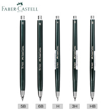 페이버 카스텔 클러치 연필 TK 9400 2/3. 15mm 도면 기계식/자동 연필 3 H/5B/6B; 포함 2 H/3B/F/H/5B/6B 리드 리필